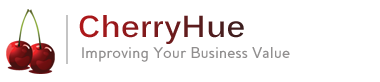 CherryHue Design in India Logo